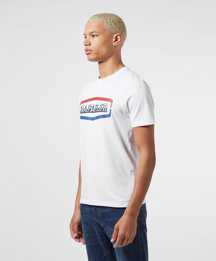 Napapijri Graphic Logo Short Sleeve T-Shirt