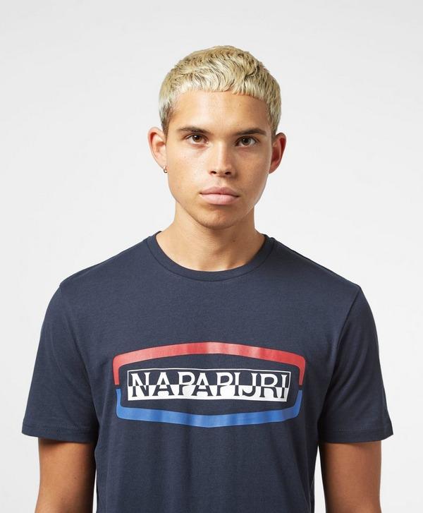 Napapijri Graphic Logo Short Sleeve T-Shirt