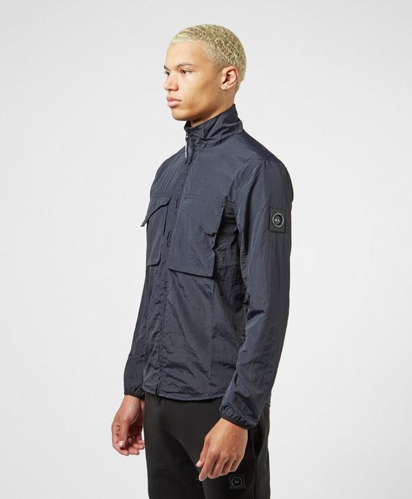 Marshall Artist Garment Dyed Para Overshirt