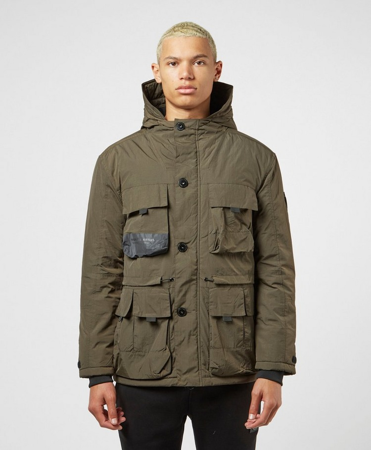 Marshall Artist Compacta Resin Padded Jacket