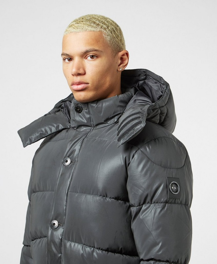 Marshall Artist Reflective Long Bubble Jacket