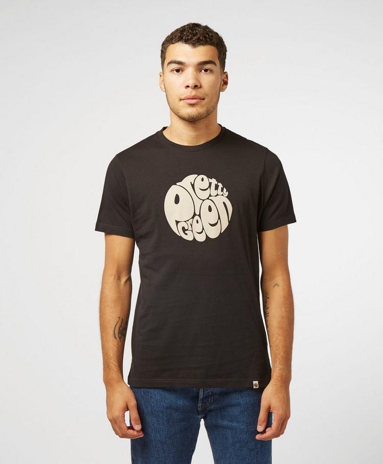 Pretty Green Gillespie Logo Short Sleeve T-Shirt