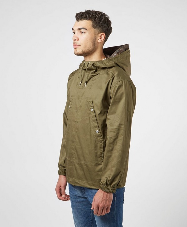 Pretty Green Forest Overhead Lightweight Jacket