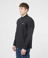 Pretty Green Oxford Long Sleeve Shirt