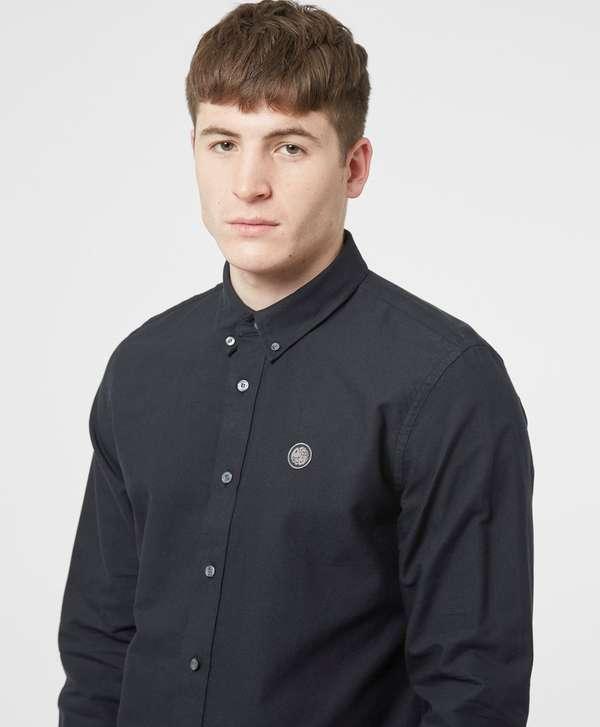 Pretty Green Oxford Long Sleeve Shirt