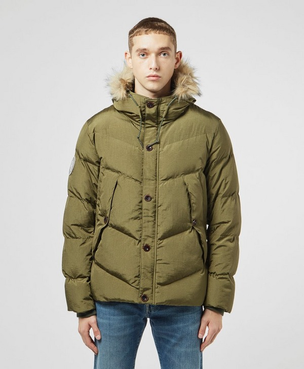 Pretty Green Bowman Padded Jacket