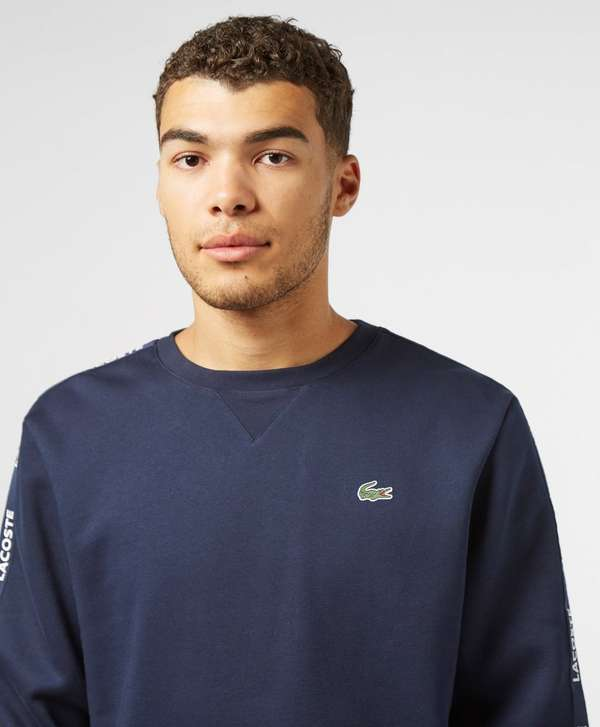 Lacoste Tape Sweatshirt