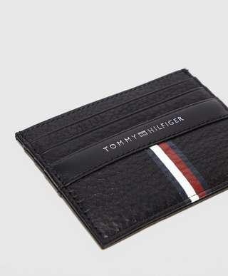 Tommy Hilfiger Stripe Card Holder