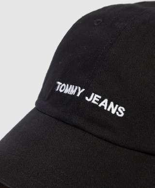 Tommy Jeans Minimal Logo Cap