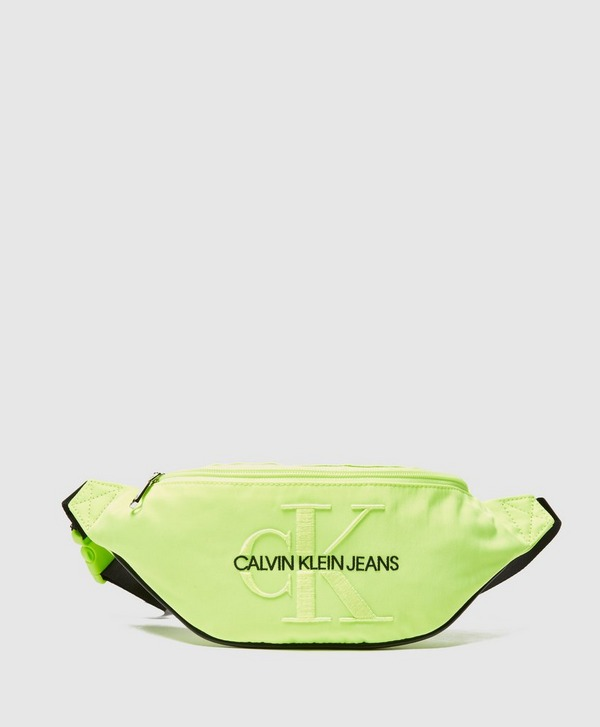 Calvin Klein Monogram Logo Street Bum Bag