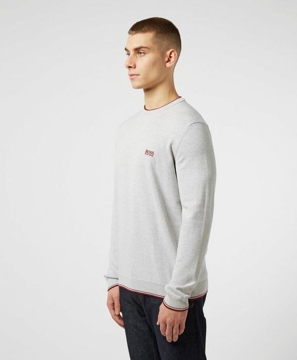 BOSS Rimex Crew Knitted Sweatshirt