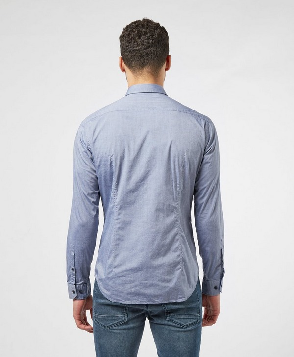 BOSS Biado Long Sleeve Poplin Shirt