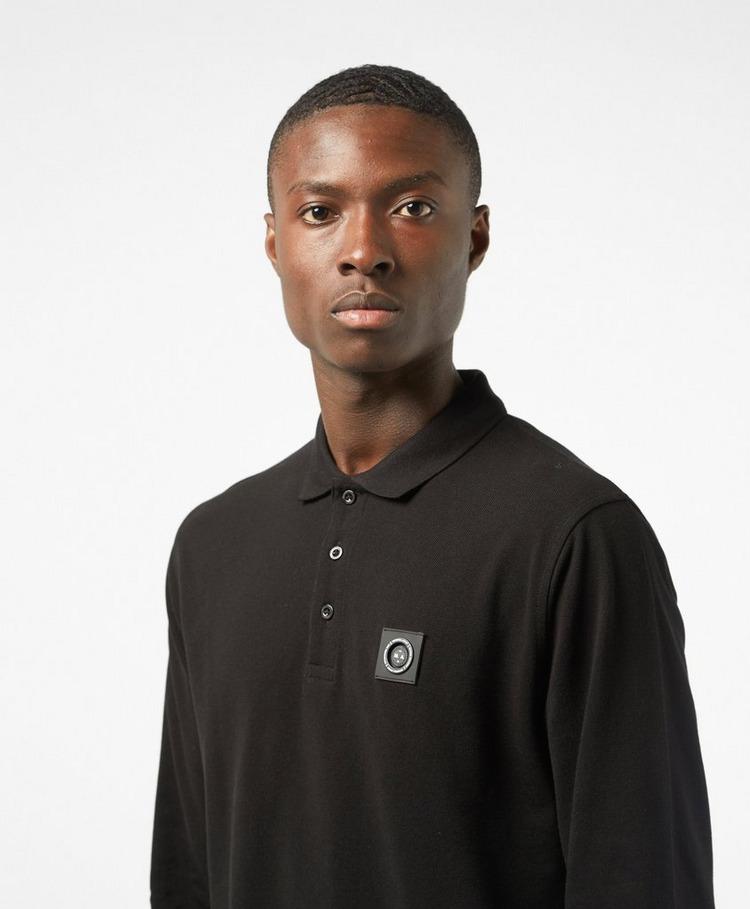 Marshall Artist Siren Long Sleeve Polo Shirt