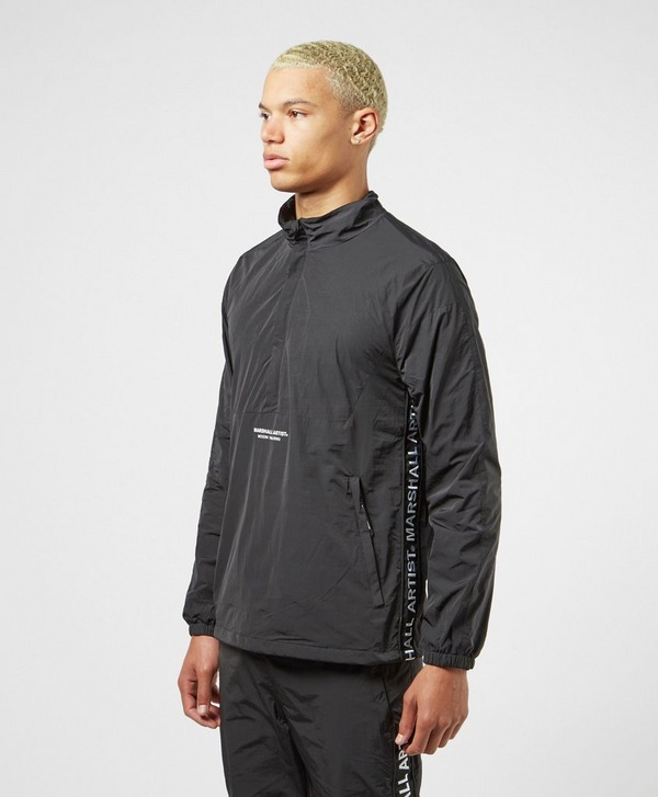Marshall Artist V2 Half Zip Tape Track Top