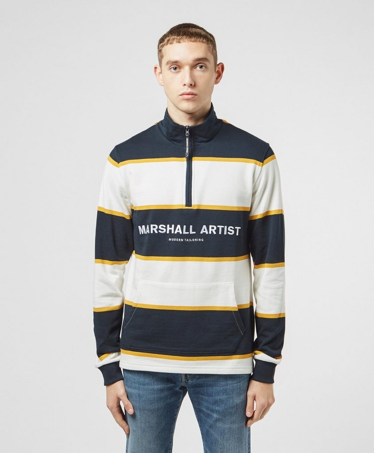 Marshall Artist Hoop Half Zip Sweatshirt