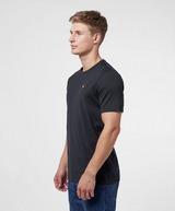 Paul and Shark Basic Crew Short Sleeve T-Shirt