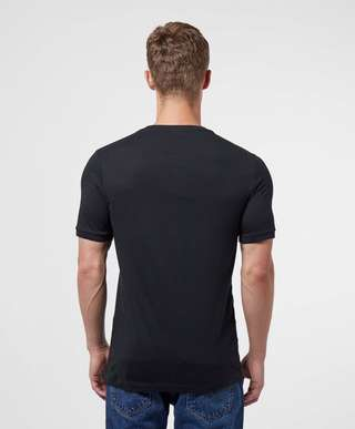 Paul and Shark Small Centre Logo Short Sleeve T-Shirt