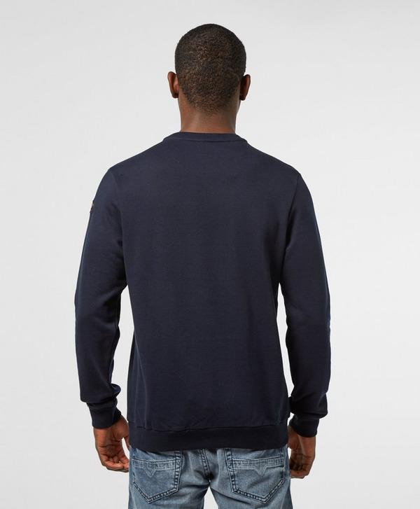 Paul and Shark Multi Colour Logo Sweatshirt