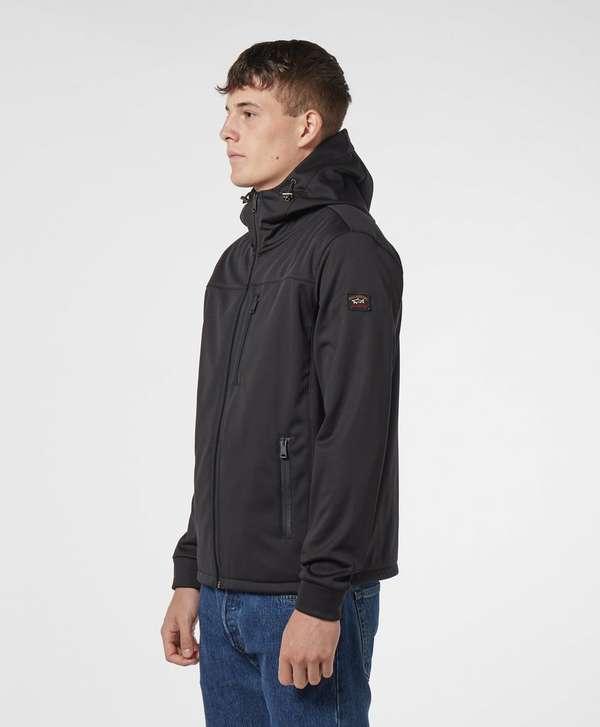 Paul and Shark Woven Softshell Lightweight Jacket