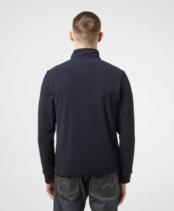 Paul and Shark Polar Fleece Full Zip Sweatshirt
