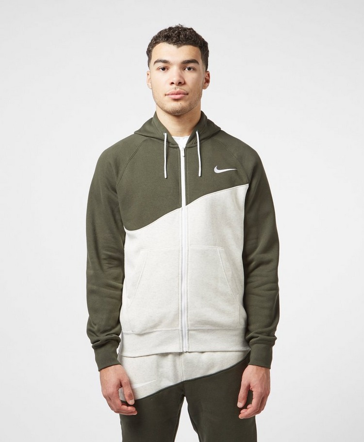 Nike Swoosh Fleece Full Zip Hoodie