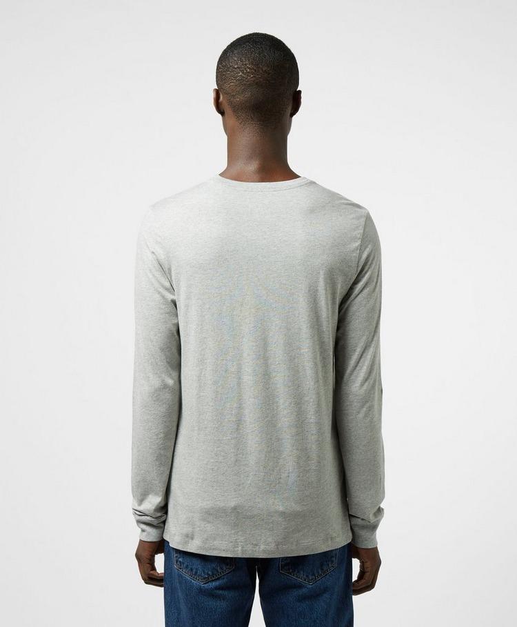 Nike Just Do It Emboss Long Sleeve T-Shirt