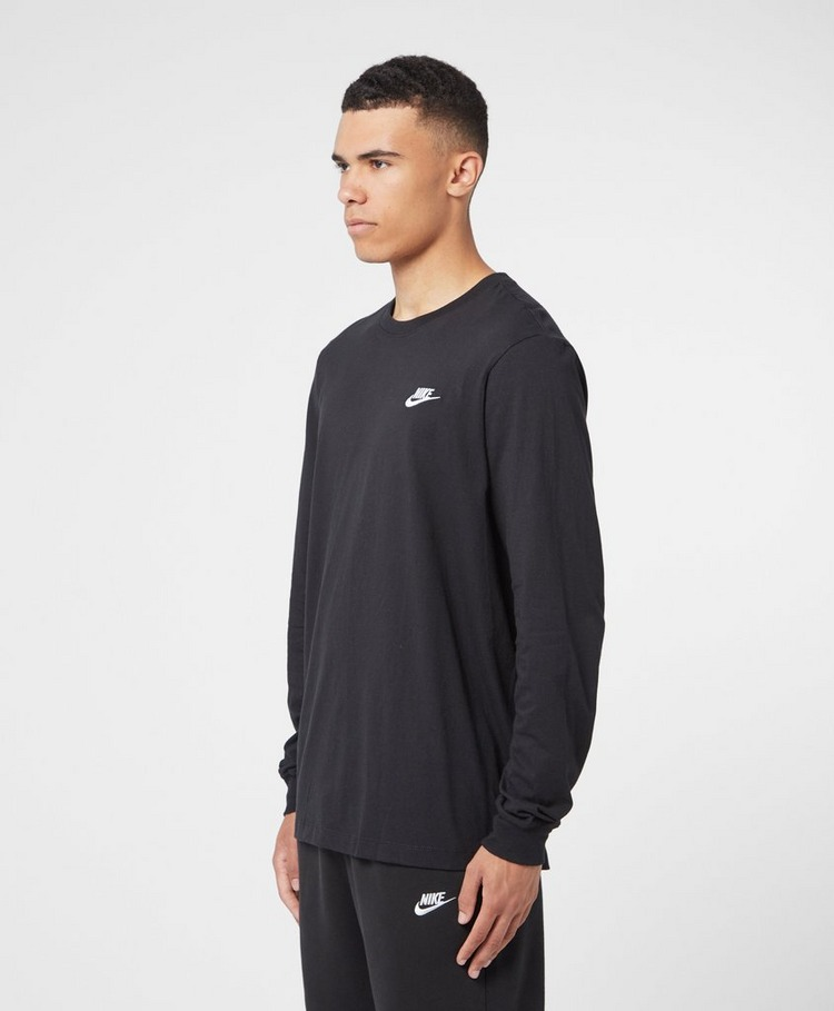 Nike Club Long Sleeve T-Shirt