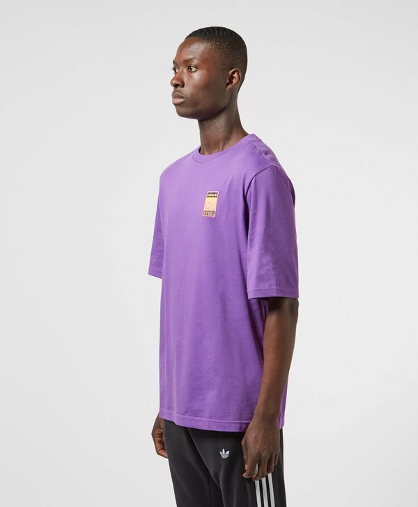 adidas Originals Outdoor Graphic Short Sleeve T-Shirt