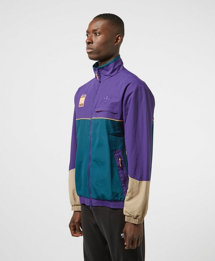 adidas Originals Outdoor Colour Block Track Top