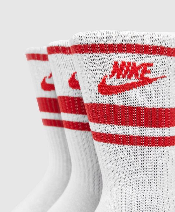 Nike 3 Pack Logo Socks