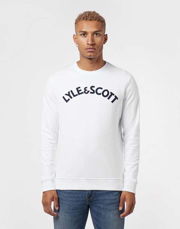 Lyle & Scott Arch Logo Sweatshirt