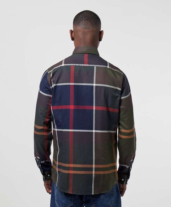 Barbour Dundon Long Sleeve Tartan Shirt