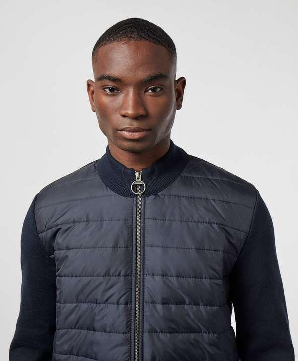 Barbour Baffle Fleece Jacket