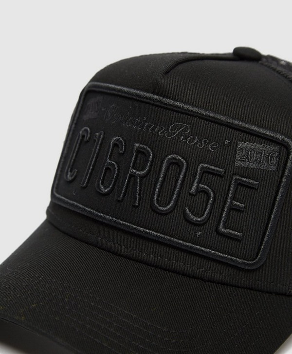 Christian Rose C16 Plate Cap