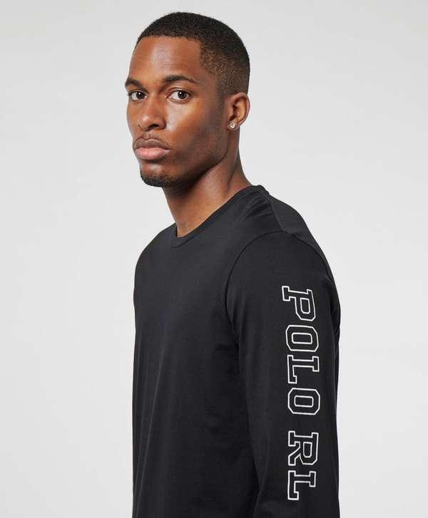 Polo Ralph Lauren Underwear Arm Script Long Sleeve T-Shirt
