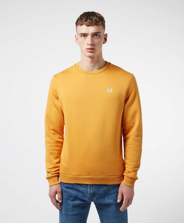 Fred Perry Back Print Sweatshirt
