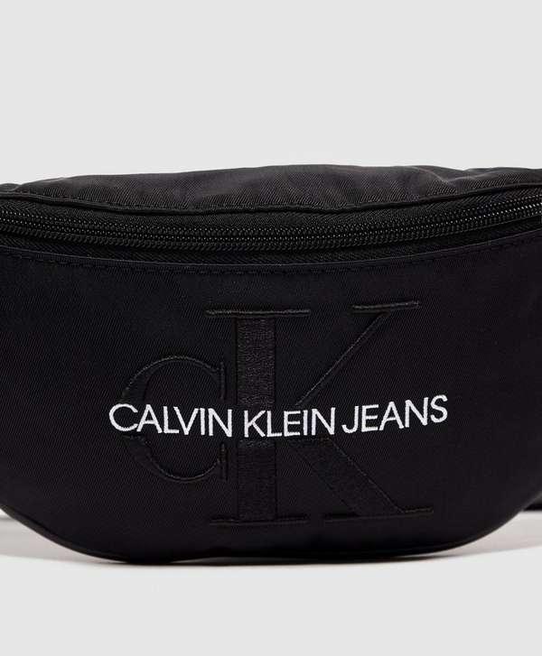 Calvin Klein Jeans Monogram Nylon Bum Bag