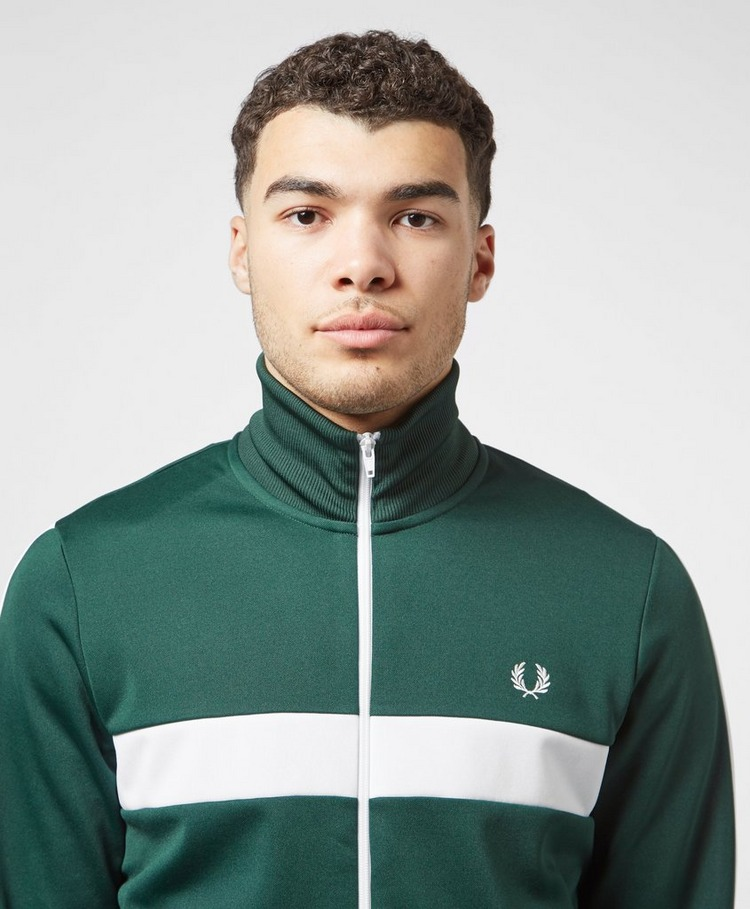 Fred Perry Panel Full Zip Track Top