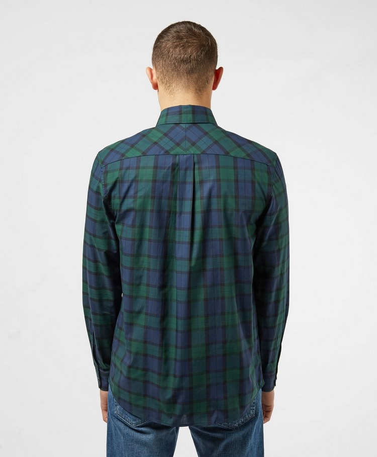Fred Perry Check Long Sleeve Shirt