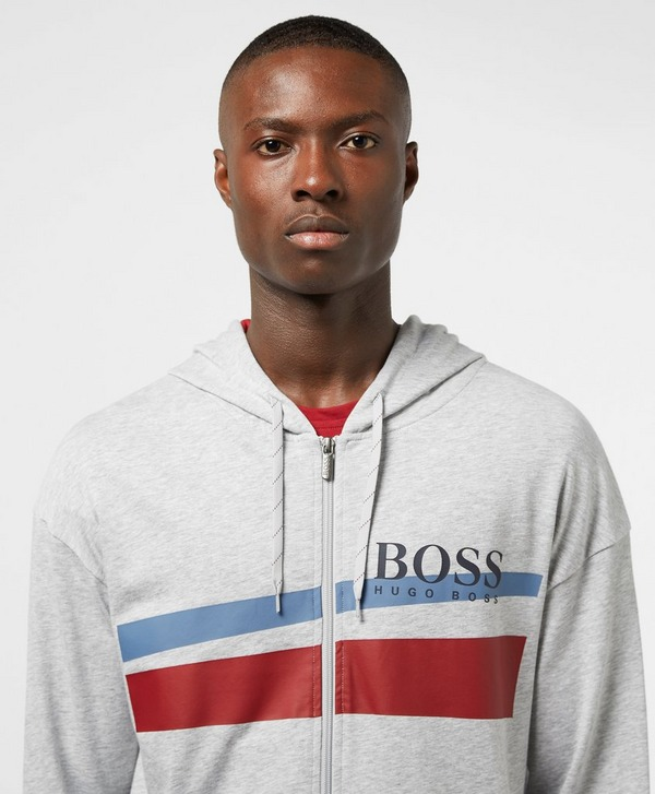 BOSS Authentic Retro Full Zip Hoodie