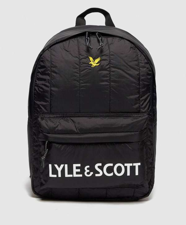 Lyle & Scott Quilted Backpack