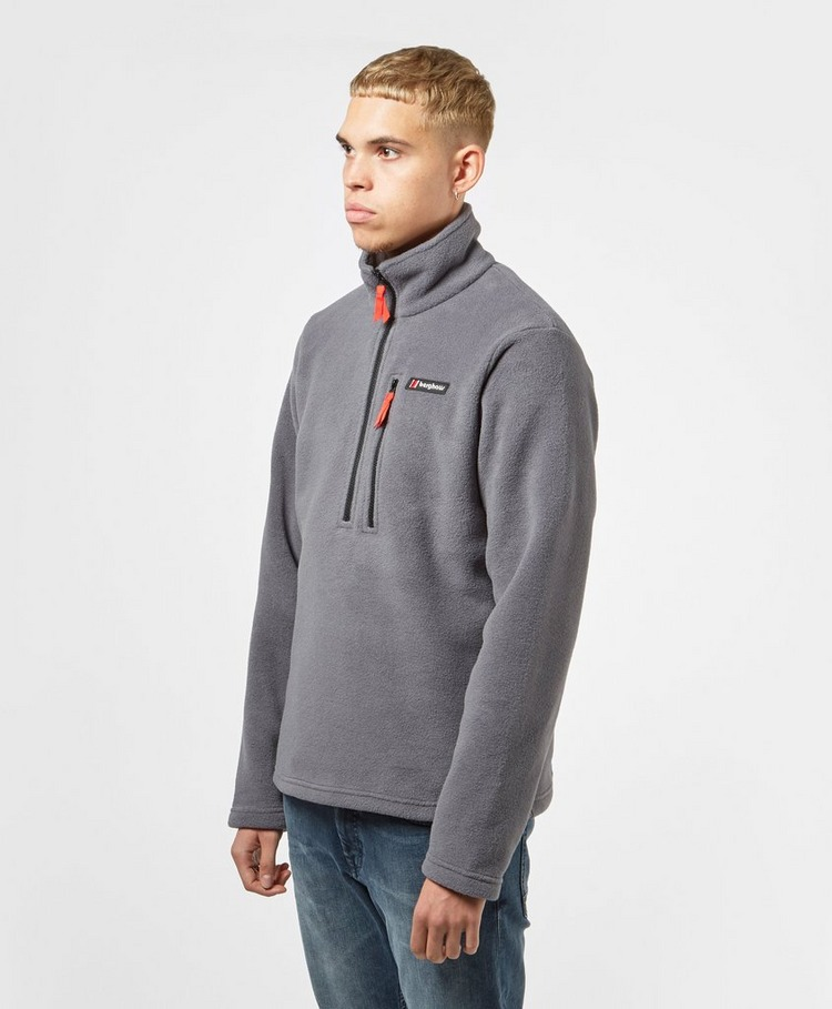 Berghaus Prism Half Zip Polar Fleece Sweatshirt