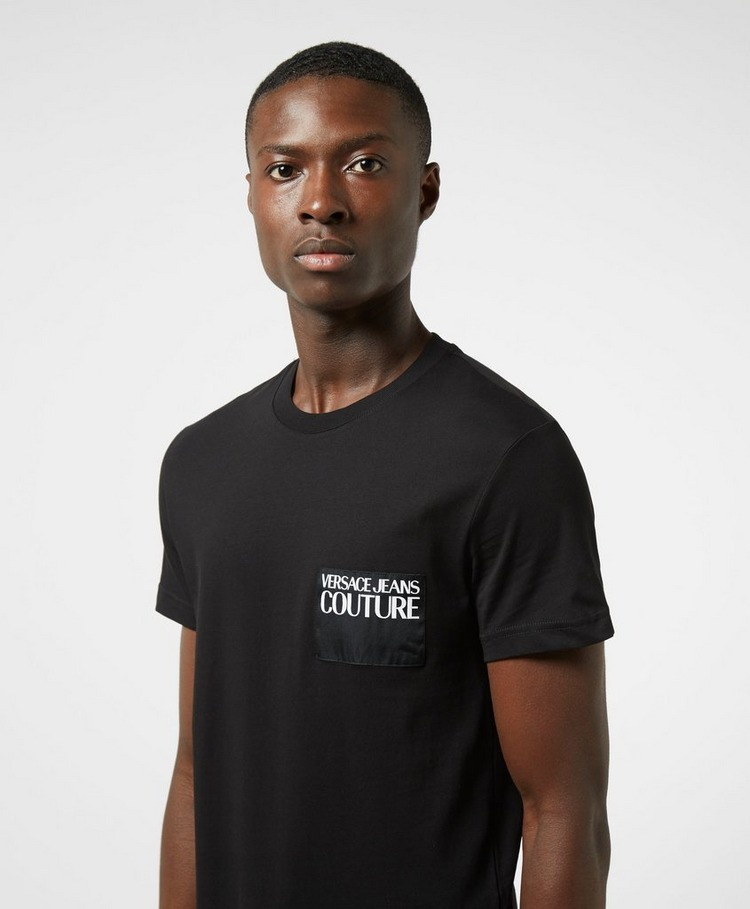 Versace Jeans Couture Chest Patch Short Sleeve T-Shirt