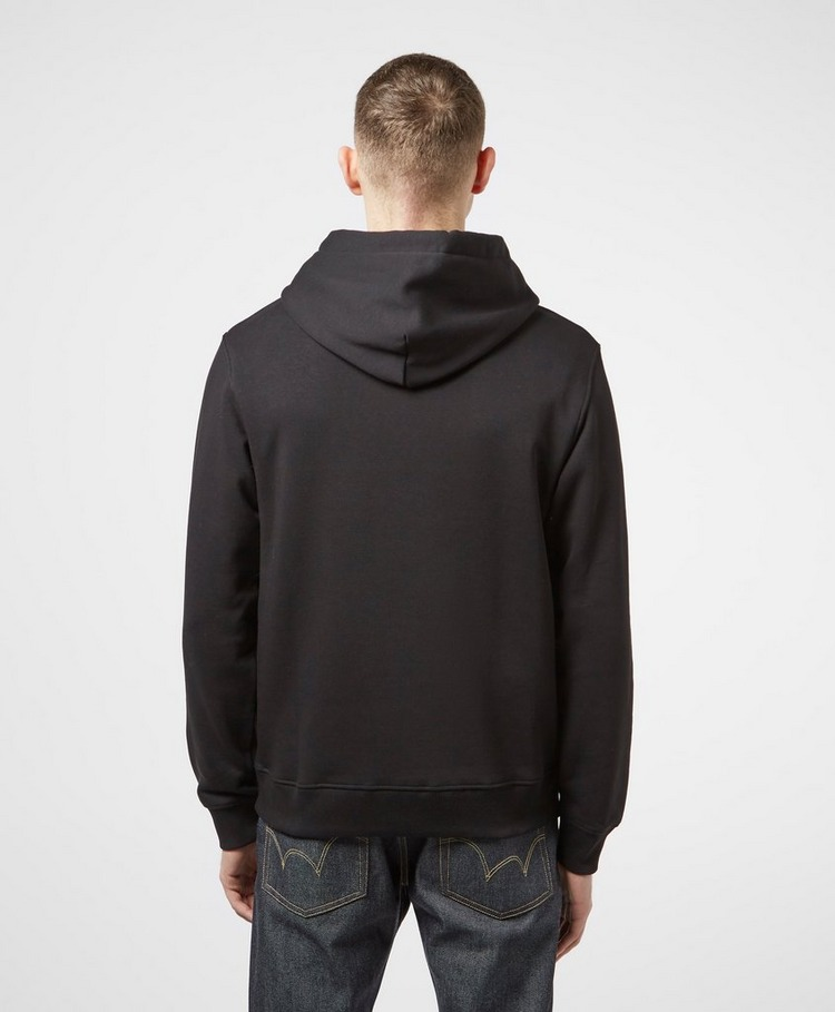 Versace Jeans Couture Hologram Logo Overhead Hoodie