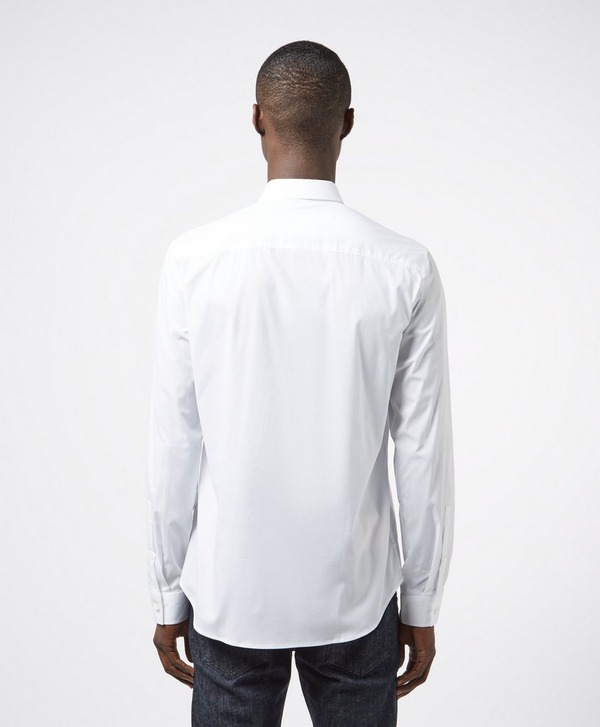 Versace Jeans Couture Patch Long Sleeve Shirt
