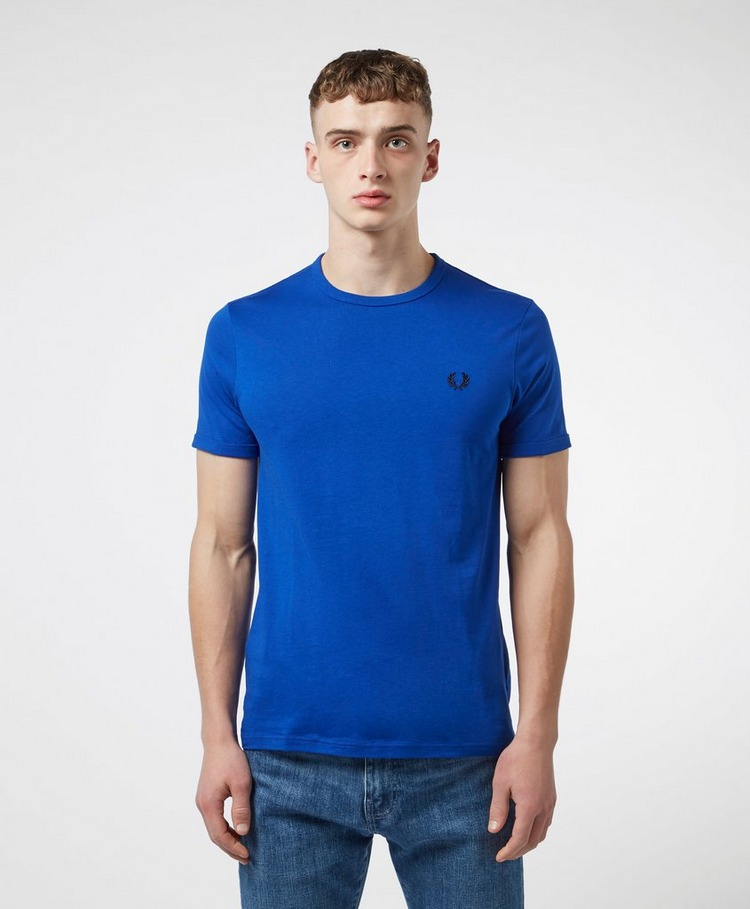 Fred Perry Short Sleeve Ringer T-Shirt