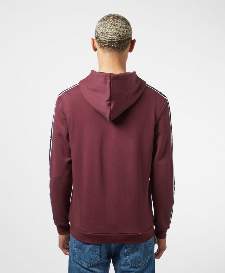 Fred Perry Tape Overhead Hoodie