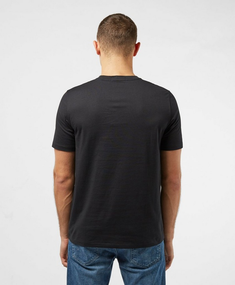 Fred Perry Global Logo Short Sleeve T-Shirt - Exclusive