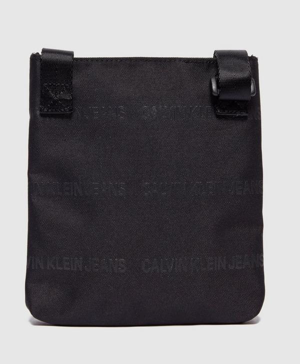 Calvin Klein Gloss Logo Small Item Bag