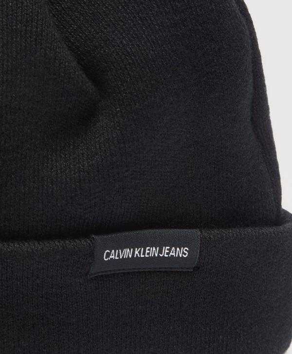 Calvin Klein Tab Logo Beanie